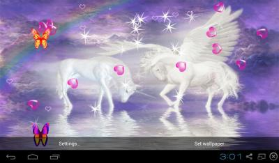 3D Unicorn Live Wallpapers - Android Apps on Google Play