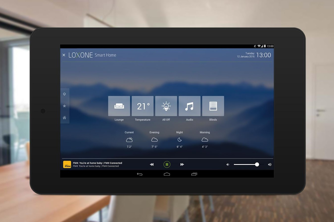 Smart Home App Loxone Smart Home Android Apps On Google Play