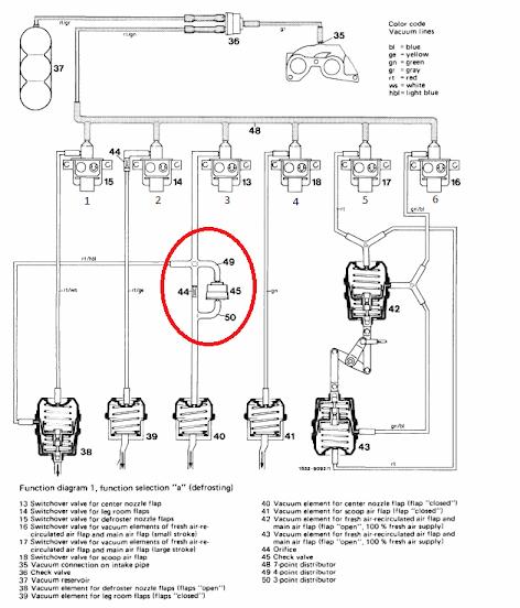 wiring diagram mercedes w126
