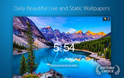 Live Start Page - Living Wallpapers - Chrome Web Store