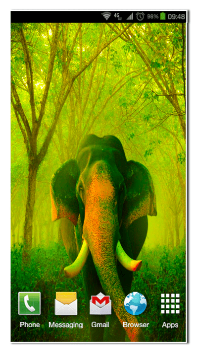 Cool Elephant Live Wallpaper - Android Apps on Google Play