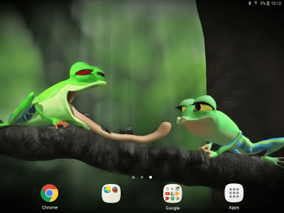 Funny Frog Live Wallpaper - Android Apps on Google Play
