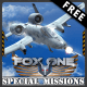 Fox One Special Missions Free pc windows