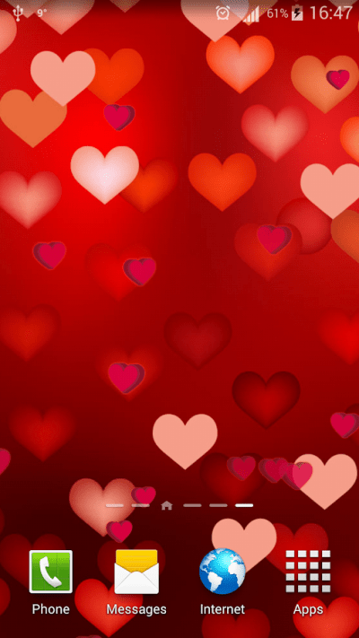 Valentine's Day Live Wallpaper - Android Apps on Google Play
