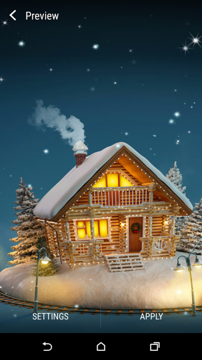 3D Christmas Live Wallpaper - Android Apps on Google Play