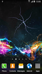 Electric Screen Live Wallpaper - Apps on Google Play