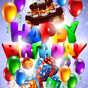 live happy birthday wallpaper - Android Apps on Google Play