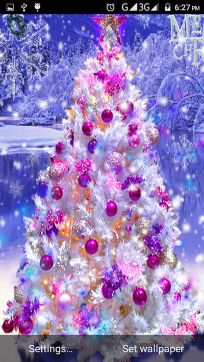 4D Christmas Live Wallpaper - Android Apps on Google Play