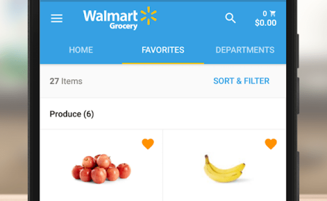 Walmart Grocery Android Apps On Google Play