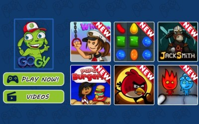 GoGy Games - Play Free Online Games - Chrome Web Store