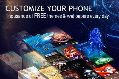 U Launcher 3D – Live Wallpaper, Free Themes, Speed - Android Apps on Google Play