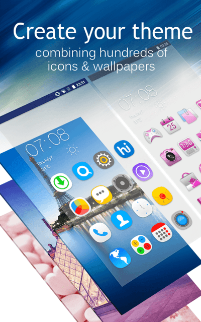 C Launcher: Themes, Wallpapers, DIY, Smart, Clean - Android Apps on Google Play