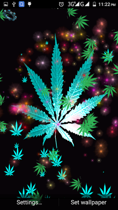 Weed Rasta Live Wallpaper - Android Apps on Google Play