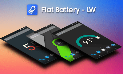 Flat Battery Live Wallpaper - Android Apps on Google Play