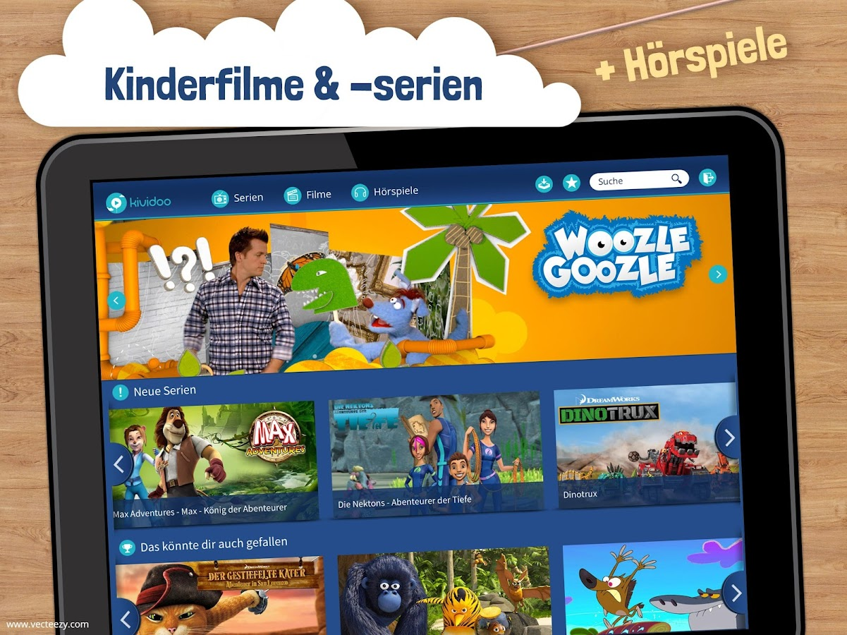 Serien Für Kinder Kividoo Kinderfilme And Serien Android Apps Auf Google Play