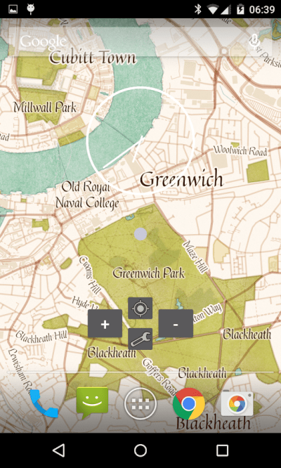 Map Live Wallpaper - Android Apps on Google Play