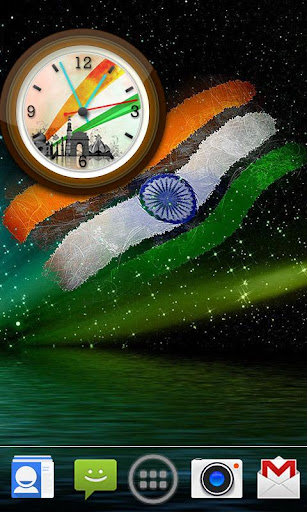 Download India Clock Live Wallpaper Google Play softwares - a1lv83hdNggF | mobile9