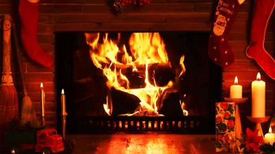 Christmas Fireplace Live Wallpaper - Android Apps on Google Play