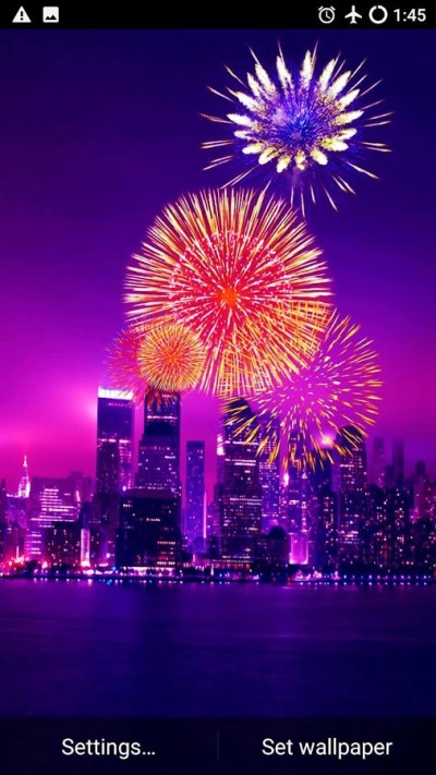 Fireworks Live Wallpaper - Android Apps on Google Play