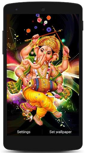 Download Ganesh Live HD Wallpaper Google Play softwares - a7ZdHKOilYDT | mobile9