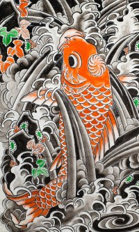 Japanese Tattoo Set Wallpapers - Android Apps on Google Play