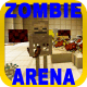 PVP ZombieArena map for MCPE
