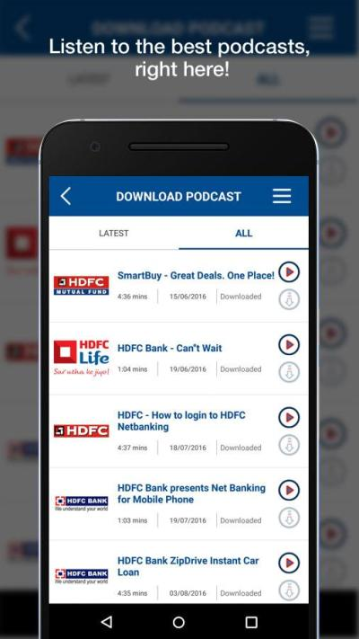 Loan Assist - HDFC Bank Loans - Android Apps on Google Play