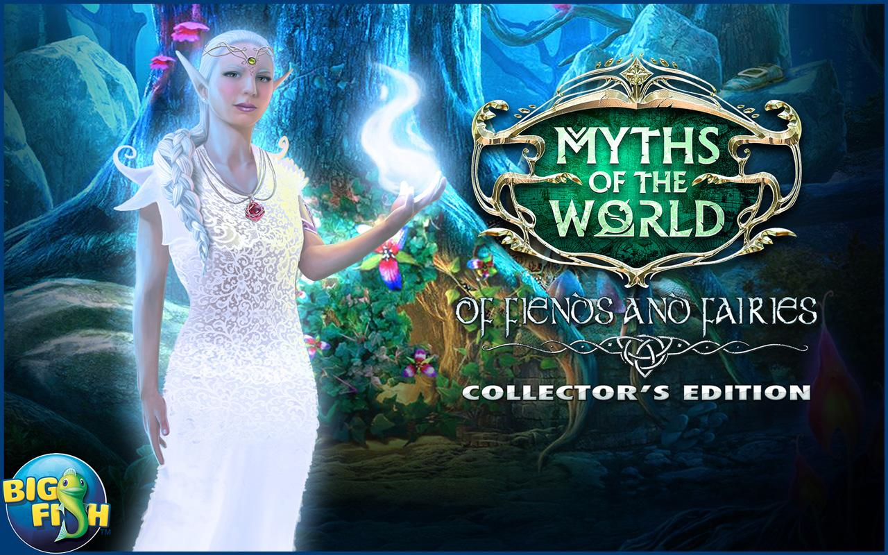 Bigfishgames Myths Of The World Of Fiends And Fairies Android Apps