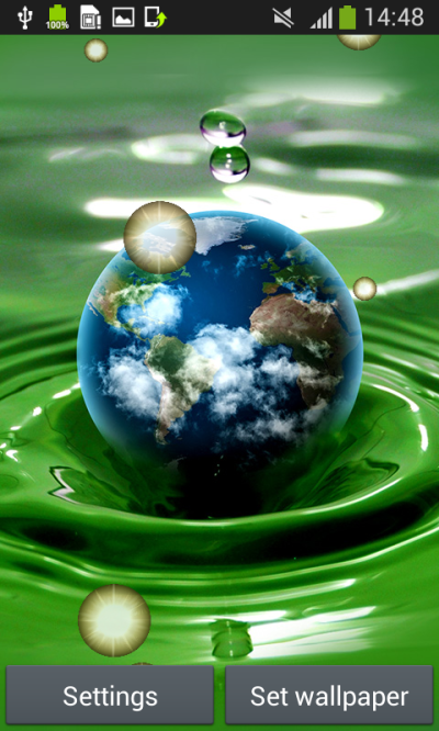 Earth Live Wallpapers - Android Apps on Google Play