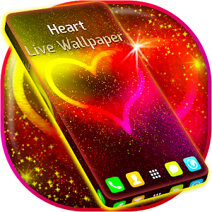 Download Heart Live Wallpaper for PC