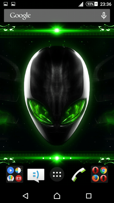 Aliens Animated Live Wallpaper - Android Apps on Google Play