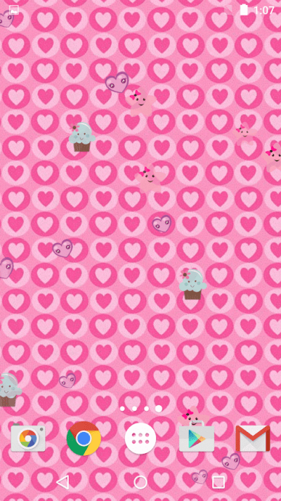 Cute Girly Live Wallpapers HD - Android Apps on Google Play
