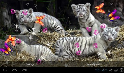 3D Bengal Tiger Live Wallpapers - Android Apps on Google Play