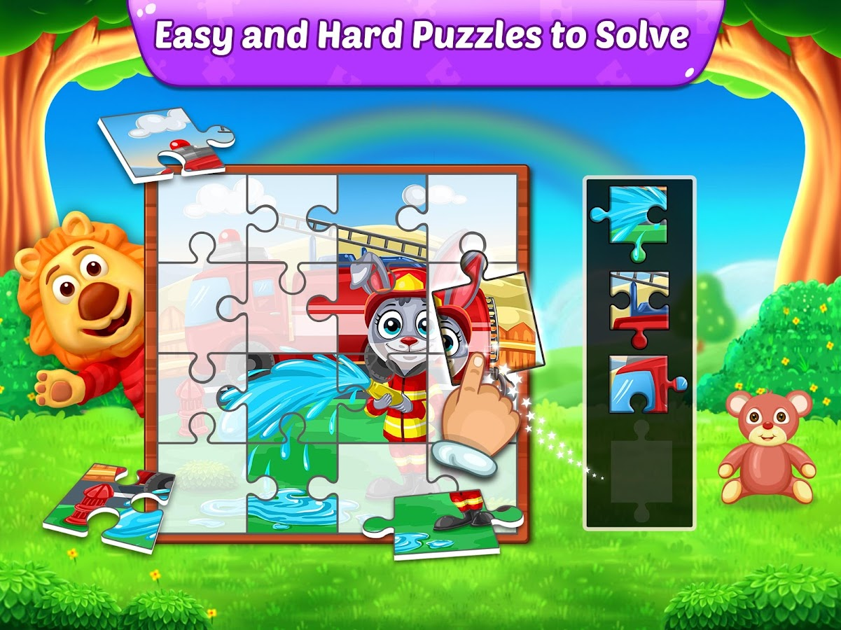 Kinder Puzzle Puzzle Kinder Puzzles Android Spiele Download