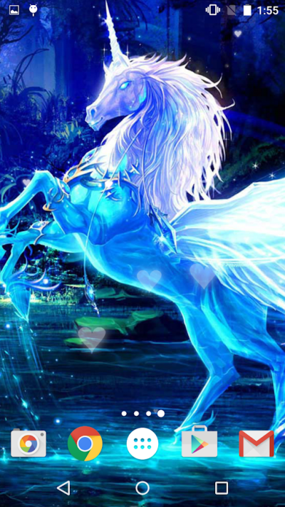 Unicorn Live Wallpaper - Android Apps on Google Play