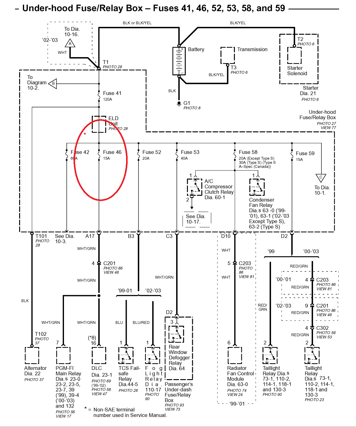 2005 acura tl wiring diagram
