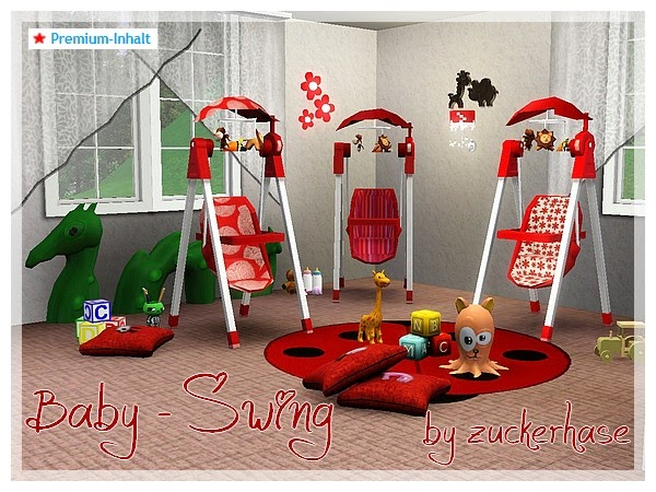 Baby Cradle Big W Sims 3 Fun Time Baby Swing