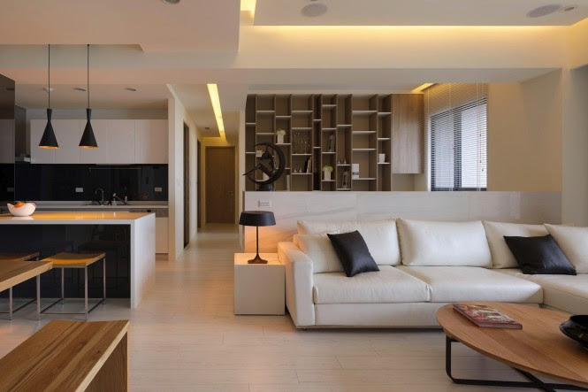 Home Und Design Open Plan Home With Oomph | Gawe Omah Design