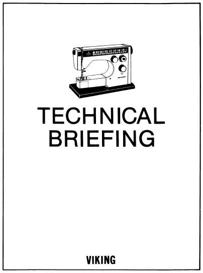 viking model 6170 6270 sewing machine threading diagram