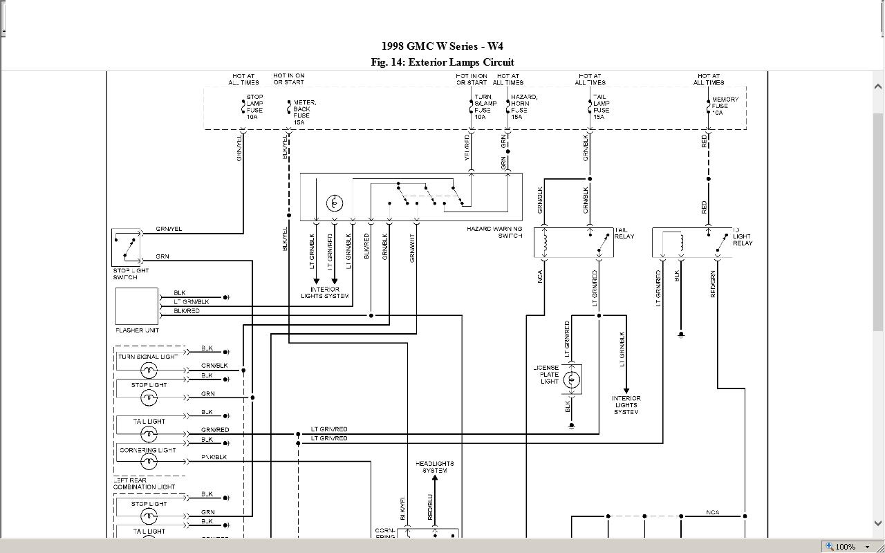 wire trailer wiring diagram lzk gallery
