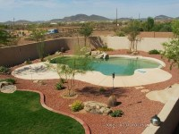 Welldone: Arizona backyard landscaping pictures 0f small