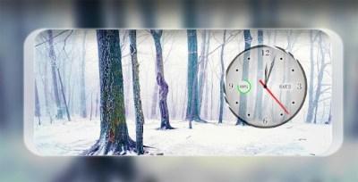 Clock Live Wallpaper, Battery Level Apk: Customize Your Screen - GetAPK