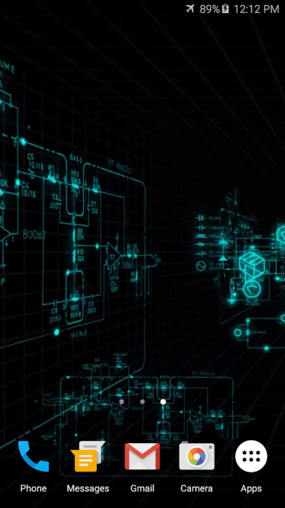 Electric Matrix Live Wallpaper - Android Apps on Google Play
