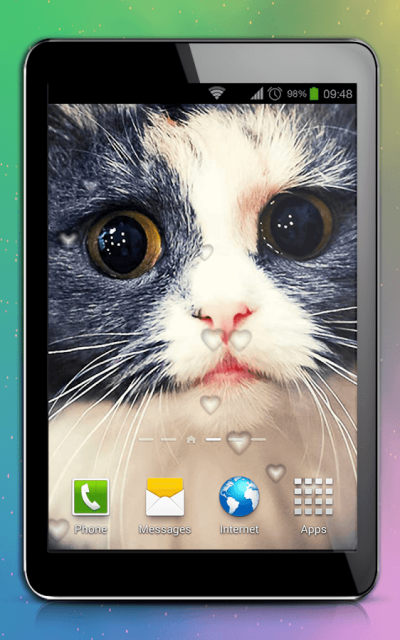 Cute Cats Live Wallpaper - Android Apps on Google Play