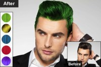 Hair Color Changer : Editor for Android