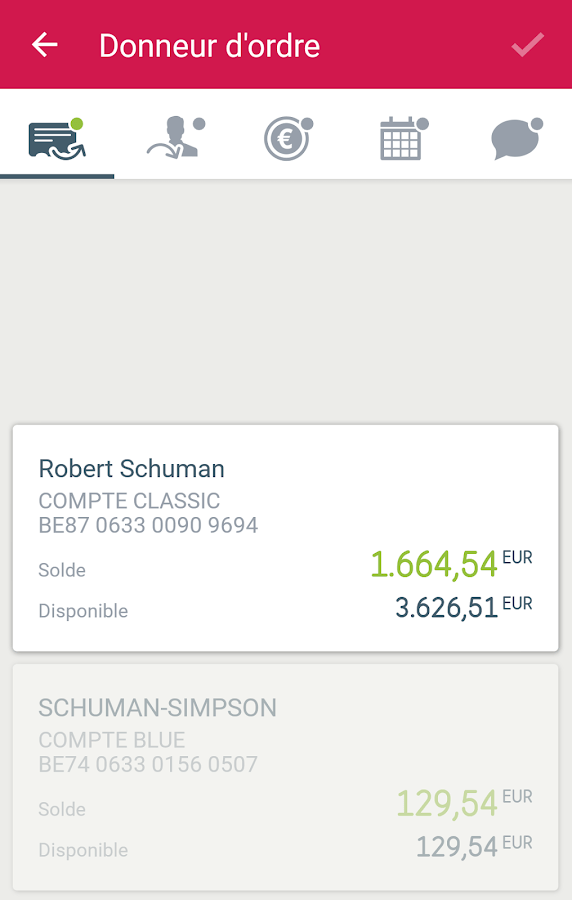 Supprimer Carte Bancaire Google Play New Belfius Direct Mobile – Applications Android Sur