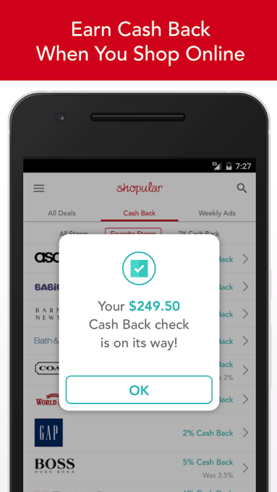 Shopular: Coupons, Weekly Ads & Cash Back Coupons - Android Apps on Google Play