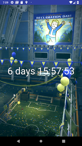 Countdown to Fallout: 76 + Live Wallpaper Mod Apk Unlimited Download - apkmodfree.com