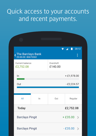 Barclays Mobile Banking - Android Apps on Google Play