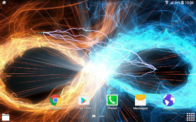 Electric Screen Live Wallpaper - Apps on Google Play